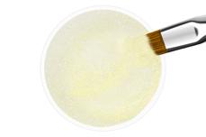 Jolifin Studioline - Versiegelungs-Gel gold Glimmer 5ml