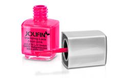 Jolifin Stamping-Lack - neon-pink 12ml
