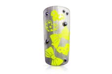Jolifin Stamping-Lack - neon-yellow 12ml