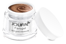 Jolifin Farbgel red-gold treasure 5ml