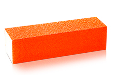 Jolifin Buffer Schleifblock neon-orange