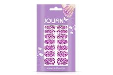 Jolifin Fullcover Nailartsticker 28