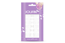 Jolifin Fullcover Nailartsticker 30