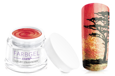 Farbgel luxury strawberry 5ml