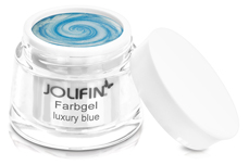 Jolifin Farbgel luxury blue 5ml