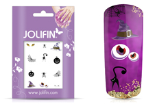 Jolifin Nightshine Halloween Tattoo 12
