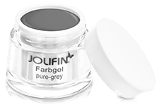 Jolifin Farbgel pure-grey 5ml
