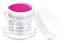 Jolifin Farbgel power magenta 5ml
