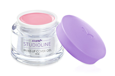 Jolifin Studioline Make-Up Cover Gel pink 30ml (French-Gel pink)
