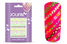 Jolifin Neon Sticker 24