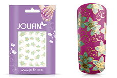 Jolifin Golden Glam Sticker 2