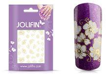 Jolifin Golden Glam Sticker 3