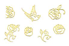 Jolifin Golden Glam Sticker 4