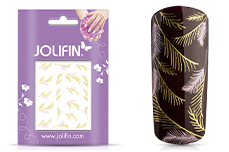 Jolifin Golden Glam Sticker 7