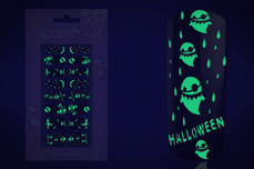 Halloween Fullcover-Sticker Nightshine 2