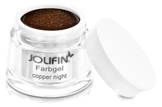 Jolifin Farbgel copper night 5ml
