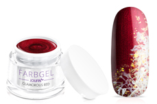 Jolifin Farbgel glamorous red 5ml