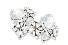 Jolifin Overlay Opal silber