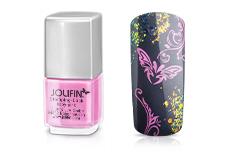 Jolifin Stamping-Lack - baby-pink 12ml