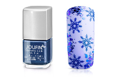 Jolifin Stamping-Lack - navi blue 12ml