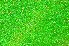 Jolifin Glitterpuder green apple