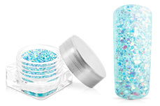Jolifin Illusion Glitter IV polar blue