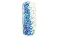 Jolifin Illusion Glitter IV caribbean blue