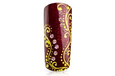 Jolifin Brillant Strasssteine klar irisierend 1,8mm