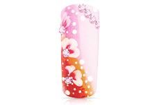Jolifin Brillant Strasssteine rosa 2,9mm