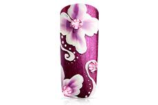 Jolifin Brillant Strasssteine rosa 3,2mm