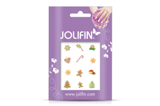 Jolifin Christmas Glitter Tattoo 2