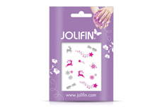 Jolifin Christmas Glitter Tattoo 4