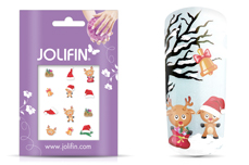 Jolifin Christmas Glitter Tattoo 6