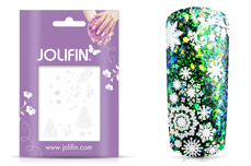 Jolifin Christmas Glitter Tattoo 10