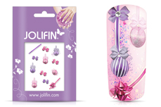 Jolifin Christmas Glitter Tattoo 11