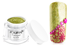 Jolifin Farbgel icy lime 5ml