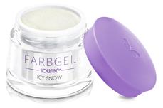 Jolifin Farbgel icy snow 5ml