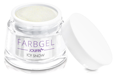 Jolifin Farbgel icy snow 5ml