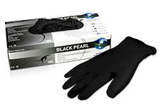 Nitrilhandschuhe Black Pearl Gr. L