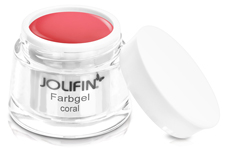 Jolifin Farbgel coral 5ml
