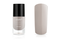 Jolifin EverShine Nagellack nude grey 9ml