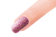 Jolifin EverShine Nagellack gold-pink Glitter 9ml