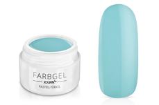 Farbgel pastell-türkis 5ml