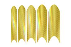 Jolifin Chrome French Sticker gold