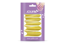 Jolifin Chrome French Sticker gold