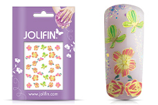 Jolifin Golden Glam Sticker 12