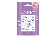 Jolifin Silver Glam Sticker 13