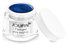 Jolifin Farbgel shiny sapphire 5ml