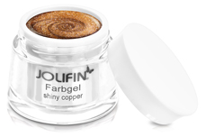 Farbgel shiny copper 5ml