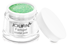 Jolifin Farbgel crystal jade 5ml